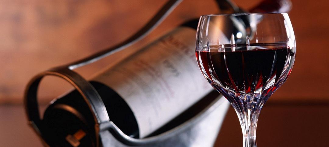 Красное вино под шашлык