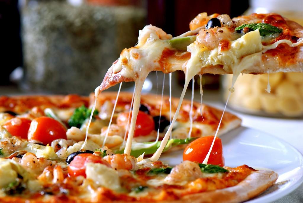 Доставка пиццы в Уфе